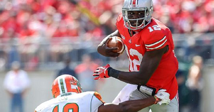 No JT Barrett, No Problem for Buckeyes