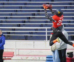 Senior Bowl – Day Three: North