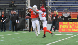 Senior Bowl: South Practice – Day Three