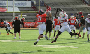 Senior Bowl: South Practice – Day Two