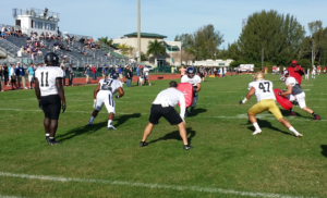 Shrine Game: East Practice – Day Three