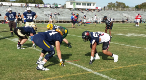 Shrine Game: West Practice – Day Two