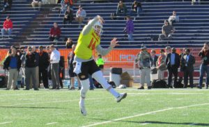 Senior Bowl: South Practice Day One